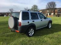 Land Rover Freelander 4x4, Clean as whistle, be good for the dogs