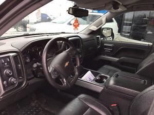 2015 Chevrolet Silverado Crew LTZ Z71 Offroad package