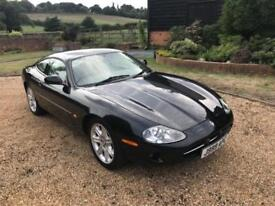 JAG XKR SUPER CHARGER FULL JAG HISTORY UNMARKED INSIDE AND