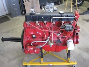 292 CHEVY  BIG SIX  REBUILT   WITH EXTRAS