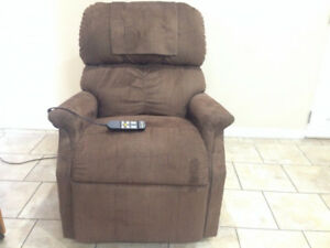 recliner power lift chair - two available