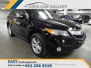 2014 Acura RDX Tech at, Clean CarProof, Leather, Sunroof, Nav.