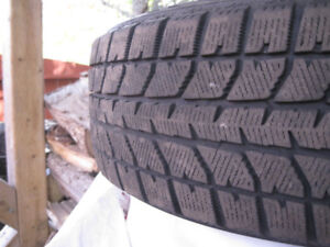 Blizzak Winter Tires x 4 - 195 65 15