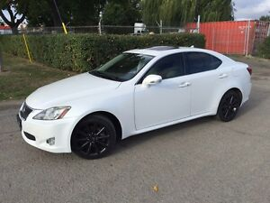 2010 Lexus IS IS250 AWD Sedan