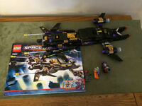 SPACE POLICE LEGO FOR SALE