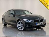 2016 66 BMW 420D GRAN COUPE SPORT AUTO SAT NAV PARKING SENSORS SERVICE HISTORY