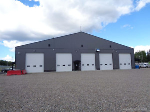 FOR SALE Commercial Shop and Mobile on Land in Town of Edson!