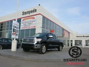 2015 Toyota Tundra 4WD DOUBLE CAB 5.7L LIMITED W/NAVIGTION   - C