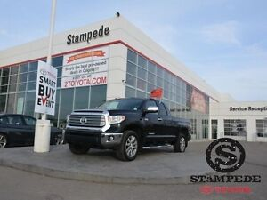 2015 Toyota Tundra 4WD DOUBLE CAB 5.7L LIMITED W/NAVIGTION  - Ce