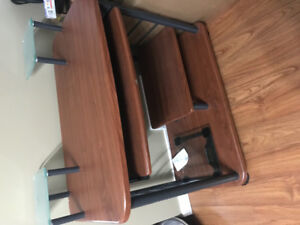 Rush sale: computer tables
