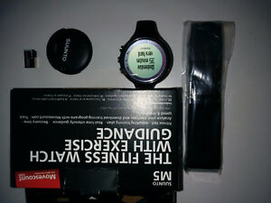 Brand new Suunto M5 watch multisport heart rate monitor