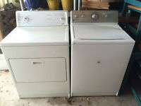 Maytag Washer & Kenmore Dryer  - Good Used Condition