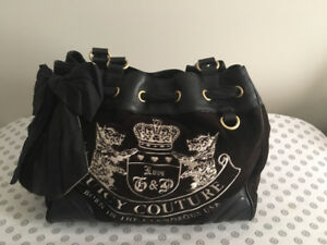 Black Juicy Couture Handbag