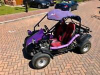 QUADZILLA RL300 - Automatic Road Legal Buggy Quad Bike - Perfect Summer 4x4 TOY!