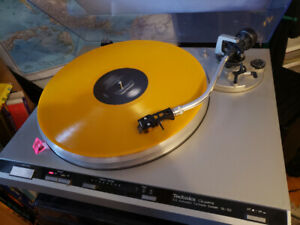 ADS LSE'S and Technics turntable 250 for all