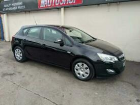 2011 Vauxhall Astra 1.7 CDTi Exclusiv 5dr