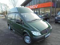 2007 MERCEDES BENZ VITO 111CDI Van WAV wheelchair accessible vehicle