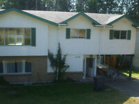 3 BR Main Floor of House Utilities Included