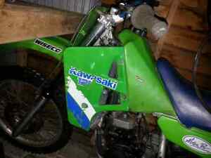 Dirt bike for sale SOLD