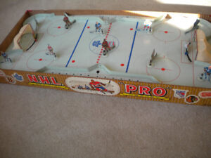Vintage Table Hockey Game 1950's
