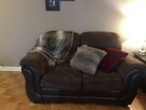 Couches for sale! Very good condition