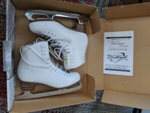 Like-New Figure Skates for Sale