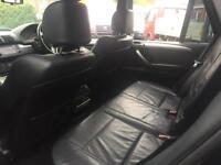 2003 BMW X5 3.0i auto Sport petrol manual