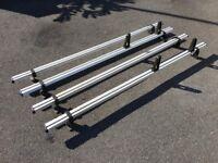 Van guard roof bars - Peugeot Boxer