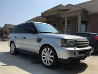 Land Rover Range Rover Sport Supercharged 2 years of warrenty