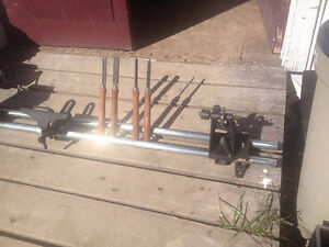 SEARS MODEL 12 INCH BY 41 INCH LAITHE