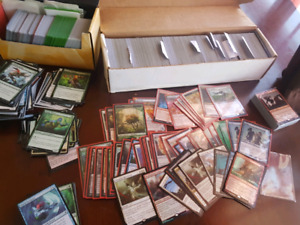 Magic the gathering cards ---- SOLD PENDING PICKUP