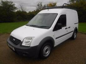 2013 13 FORD TRANSIT CONNECT 1.8TDCI LWB HIGH ROOF T230 1 OWNER FSH 69000 MILES