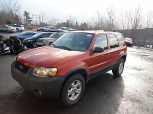 2005 2006 2010  Ford Escapes SUV, Crossover,