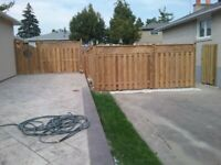 Fence & Deck Installation - GTA