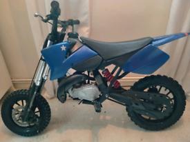 50cc kids mini Moto/midi moto