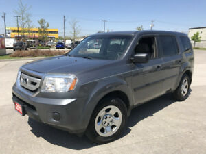 2011 Honda Pilot,  4WD,  8 Pass,  Auto, 3/Y warranty available