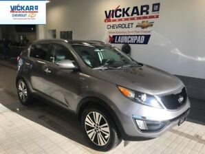 2016 Kia Sportage EX   AWD, SUNROOF, HEATED SEATS  - $156.70 B/W