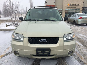 2005 Ford Escape Leather Interior SUV, Crossover