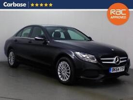 2015 MERCEDES BENZ C CLASS C220 BlueTEC SE Executive 4dr