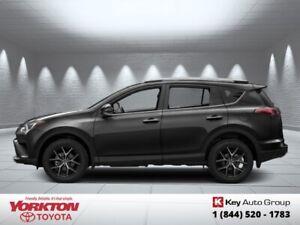 2016 Toyota RAV4 SE  - Navigation -  Sunroof -  Leather Seats