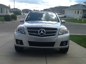 2010 Mercedes-Benz GLK with remote start