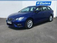 2017 Seat Leon 1.0 TSI Ecomotive SE Technology 5dr 5 door Estate