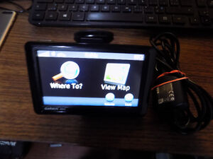 """GARMIN GPS 255W, 4.3"""" screen, with the latest 2018.10 N.A. Map"""