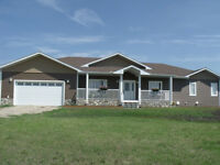 Reduced - Acreage for Sale - Ranch Style House/walkout basement