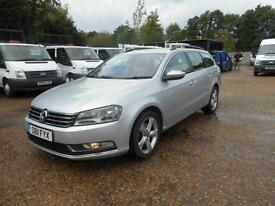 2011 VOLKSWAGEN PASSAT SE 2.0 TDI 140 BLUEMOTION TECH ESTATE ESTATE DIESEL
