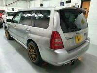 2004 Subaru Forester Sti Sg9 6 speed manual SUV Petrol Manual