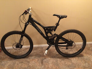 2007 Norco Six Two All Mountain Bike Regina Regina Area image 4