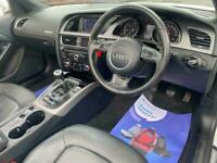 2012 Audi A5 CABRIOLET 2.0 TDI SE Cabriolet 2dr Convertible Diesel Manual