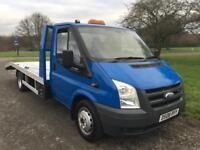 Ford Transit 350 3.5t 2.4 115ps Breakdown Recovery Transporter, Nice Cond.
