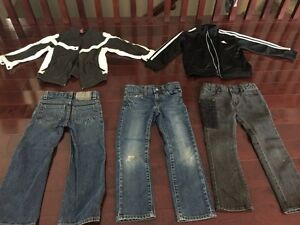 Boys size 4-5 year old lot of clothing